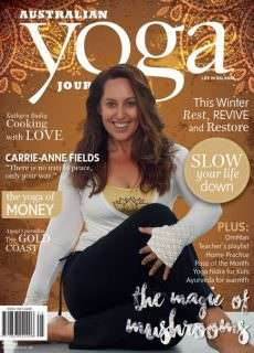 Australian Yoga Journal – Issue 52