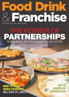Food Drink & Franchise -March 2016