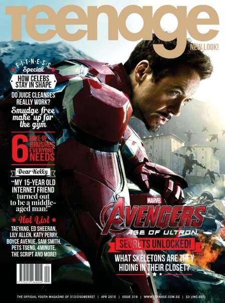 Teenage Magazine April 2015