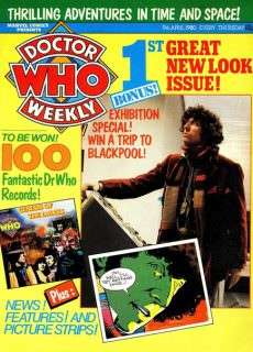 Doctor Who Weekly – Issue 026 (1980)