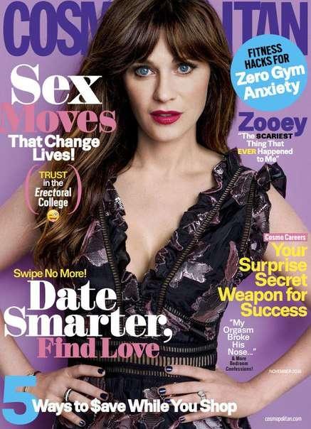 Cosmopolitan USA – November 2016