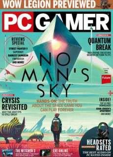 PC Gamer UK – April 2016