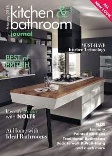 Kitchen & Bathroom Journal – February 2015