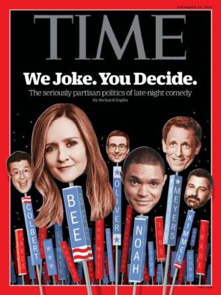 THE TIME MAGAZINE – September 26, 2016