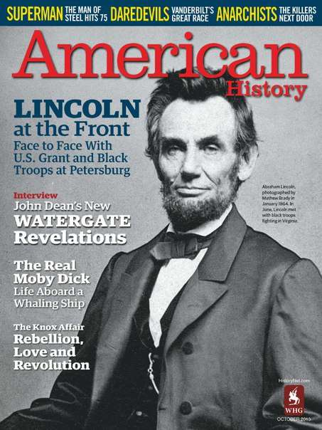 American History – October 2013