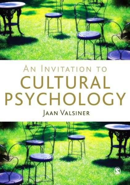 Jaan Valsiner – An Invitation to Cultural Psychology (2014)