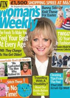 Womans Weekly – March 15, 2016