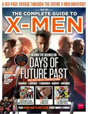 SFX Special Edition The Complete Guide to X-men