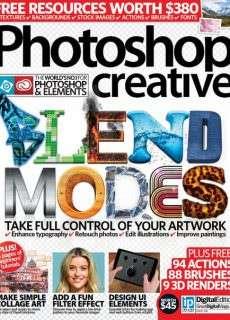Photoshop Creative Issue 128 – 2015 UK