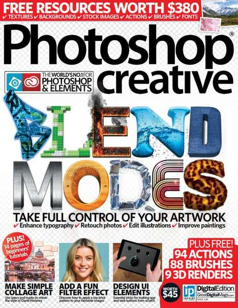 Photoshop Creative Issue 128 – 2015 UK