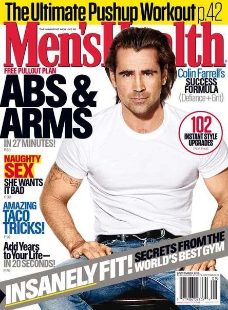 Men 39 s Health – September 2015 USA