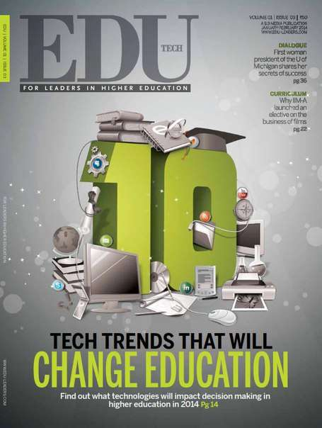 EDU Tech Volume 1 Issue 3 – January/February 2014