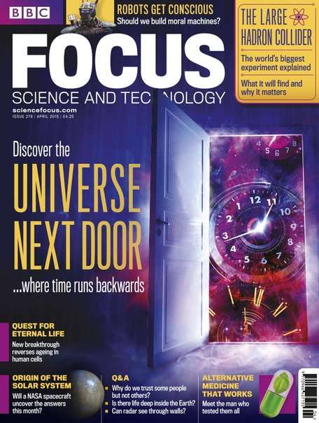 FOCUS – Science and Technology – April 2015