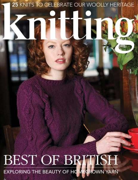 Knitting – April 2016