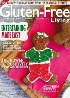 Gluten-Free Living – December 2015