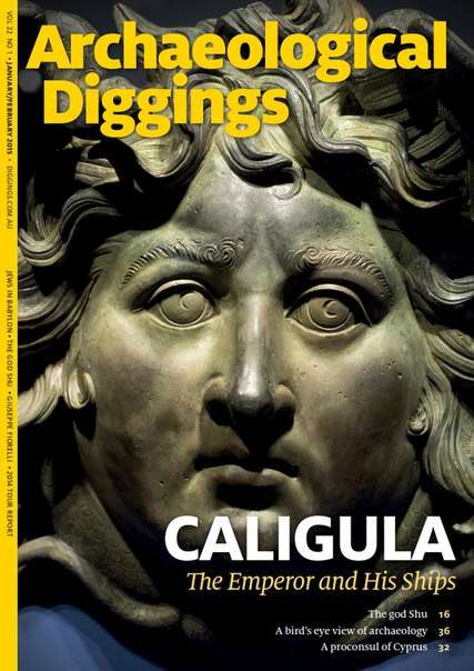 Download Archaeological Diggings – January / February  2015