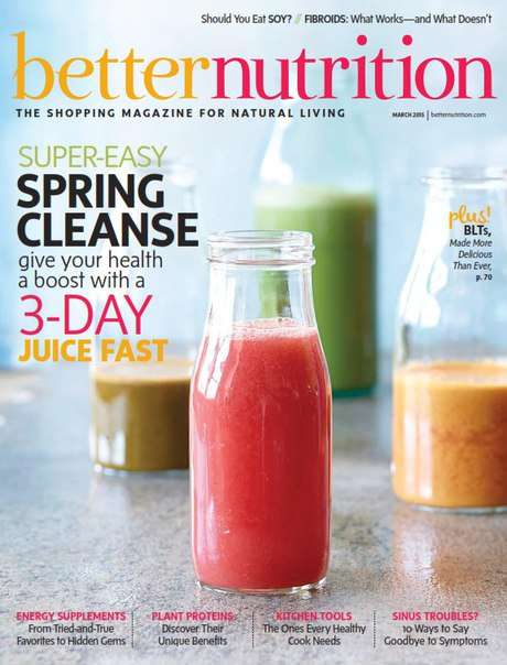 Better Nutrition – March 2015