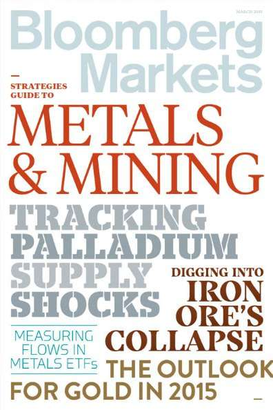 Bloomberg Markets – March 2015