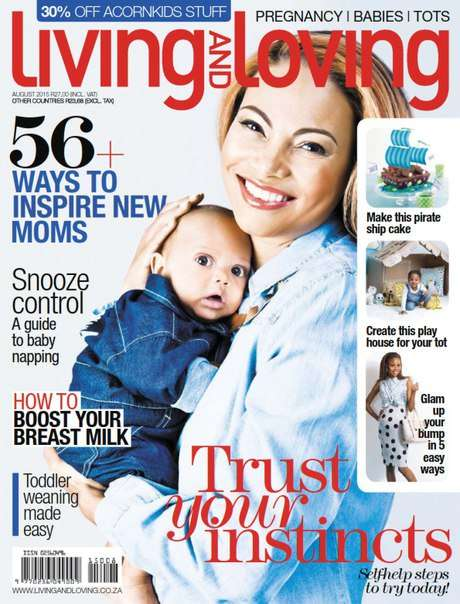 Living and Loving – August 2015