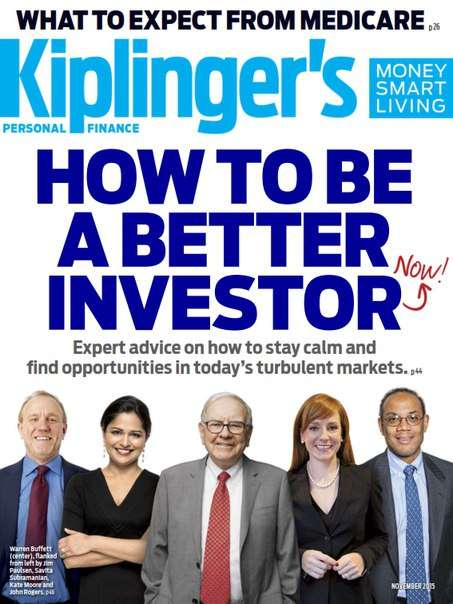 Kiplinger s Personal Finance – November 2015 USA