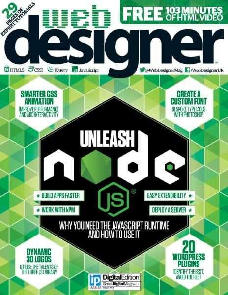 Web Designer – Issue 253 2016