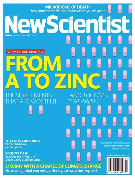 New Scientist – 30 August 2014