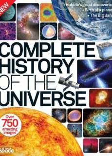 Complete History Of The Universe 2nd Revised Edition  2015