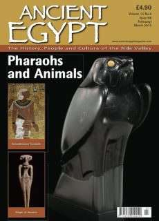 Ancient Egypt – February-March 2015
