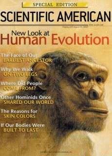 New Look at Human Evolution – July 2003