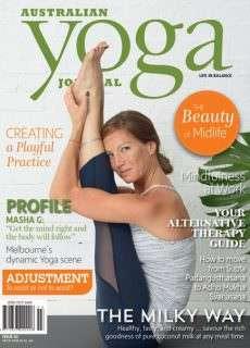Australian Yoga Journal – April 2016