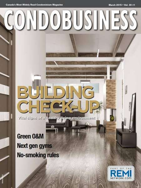 Condo Business – March 2015