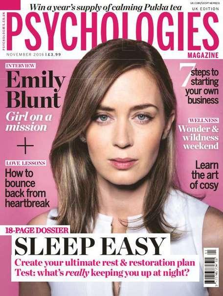 Psychologies UK – November 2016