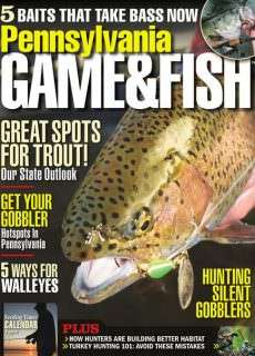 Pennsylvania Game & Fish – April 2015