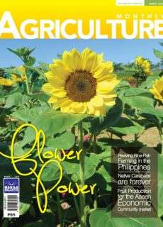 Agriculture Monthly – March 2016