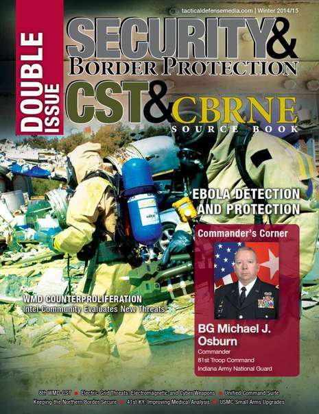S&BP and CST & CBRNE | Winter 2014/15