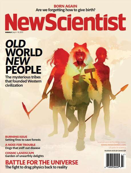 New Scientist – 4 July 2015