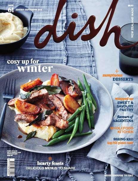 Dish Issue 61 – 2015 NZ