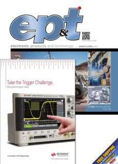 ELectronics Products & Technology – March/April 2015