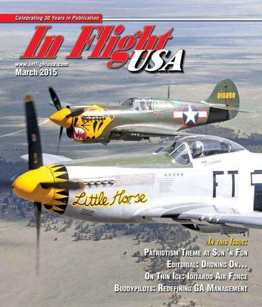 In Flight USA – March 2015