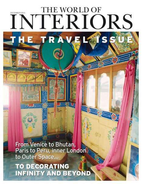 The World of Interiors – December 2015