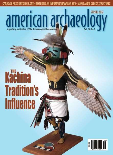 american archaeology – Spring 2012
