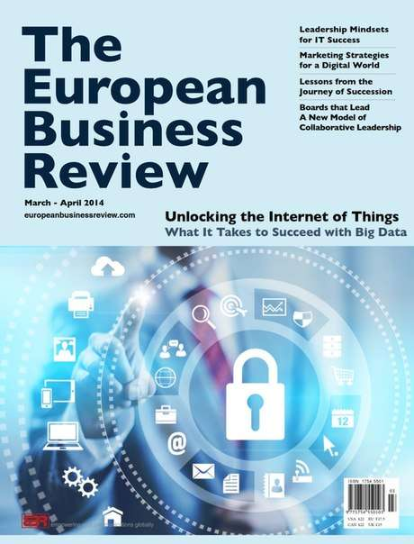The European Business Review – March/April 2014