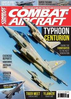 Combat Aircraft Monthly Vol 17 № 8 – August 2016