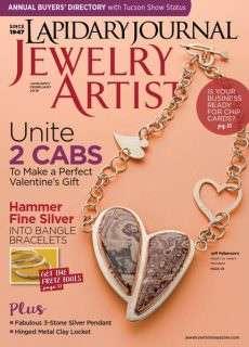 Lapidary Journal Jewelry Artist – February 2016