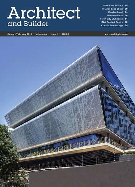 Architect and Builder South Africa – January/February 2015