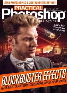Practical Photoshop – August 2015 UK