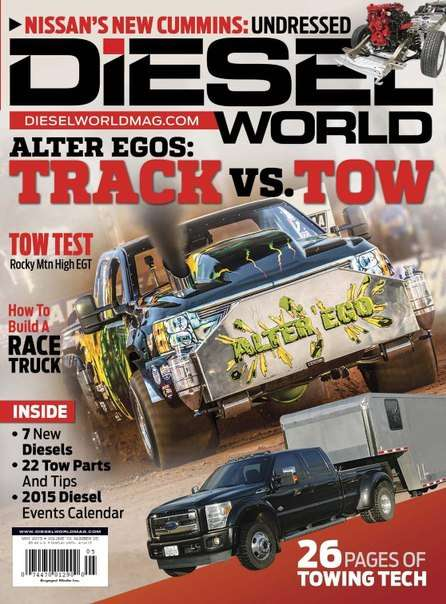Diesel World – May 2015