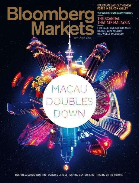 Bloomberg Markets – September 2015 USA