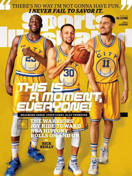 Sports Illustrated – 7 March 2016
