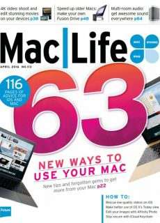 MacLife – April 2016